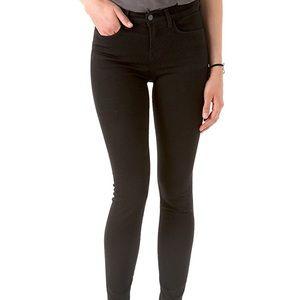 J Brand Maria High Rise Skinny Jeans Hewson